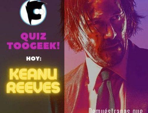 Quiz TooGEEK: Keanu Reeves