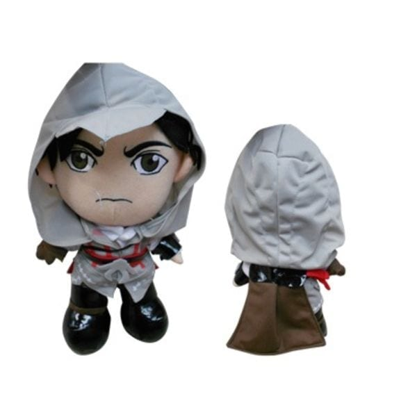 Peluche Ezio Auditore PT Assassins Creed Videojuegos Traje Hermandad 9""