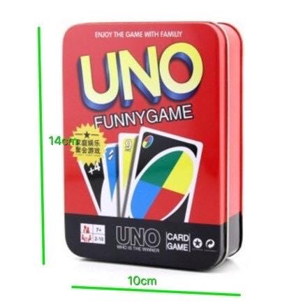 Juego de Mesa UNO Funny Game Didácticos