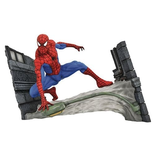 Estatuilla Spiderman Diamond Select Marvel Gallery Marvel