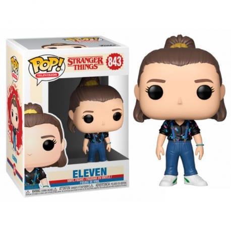 Figura Eleven Funko POP Stranger Things  Series  Tercera Temporada