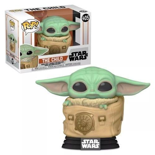 Figura The Child Funko POP The Mandalorian Star Wars (Baby Yoda) En saco
