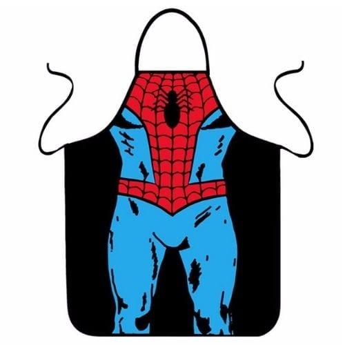 Delantal Spiderman Jaimito Spiderman Marvel