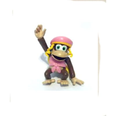 Figura Kong Banpresto Mario Bros Videojuegos 3'' (Copia)