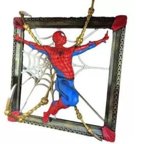 Cuadro Estatuilla Spiderman Diamond Select Marvel