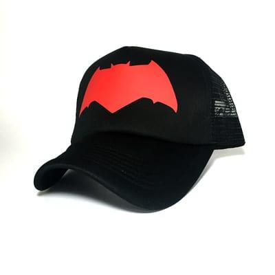 Gorra de Malla Batman v Superman Logo PT Batban DC Comics