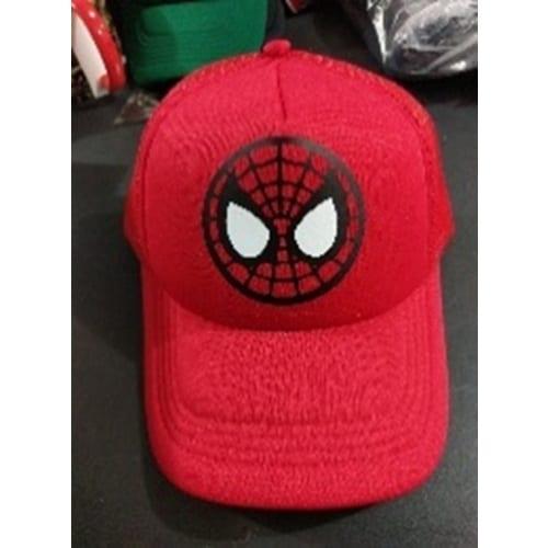Gorra de Malla Logo Spiderman PT Marvel