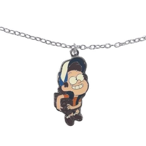 Collar Dipper Pines PT Gravity Falls Animados