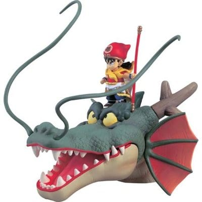 Estatuilla Gohan PT Dragon Ball Anime Mouseum Collection