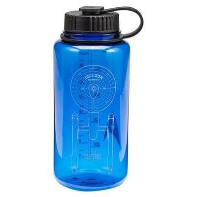 Botella para el Agua Star Trek Vandor Ciencia Ficción 32 Oz