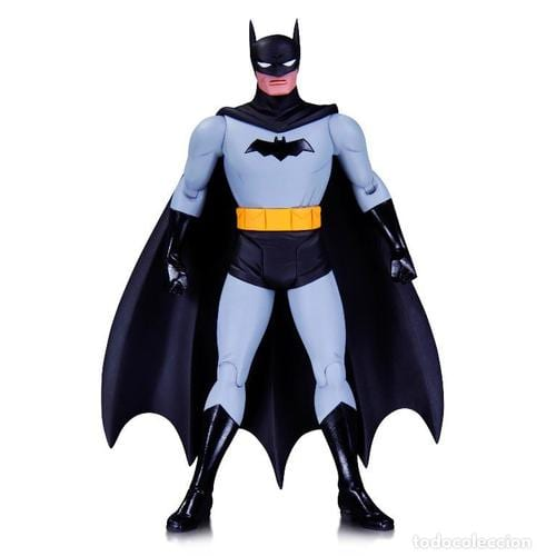 Figura articulada Batman DC Collectibles DC Comics Diseñada por Darwyn Cooke