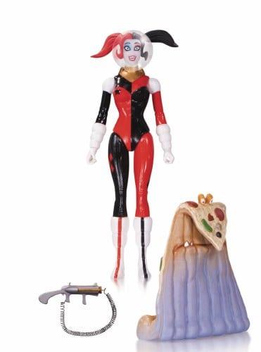 Figura Articulada Harley Quinn DC Collectibles Batman DC Comics Designer Series Spacesuit 7''