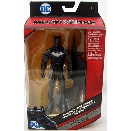 Figura Articulada Batwing Rebirth Mattel Batman DC Comics Renacimiento DC Multiverse 6''