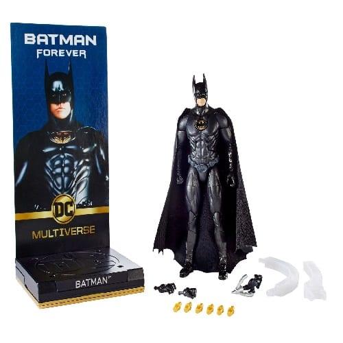 Figura Batman DC Comics Multiverse Signature Series Batman Forever