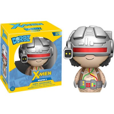 Figura Weapon X Funko Dorbz Marvel