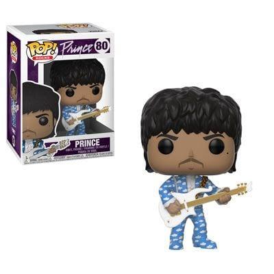 Figura Prince Funko POP Música Around The World