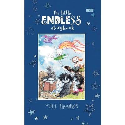 Novela Gráfica Little Endless Vertigo Iconos ENG