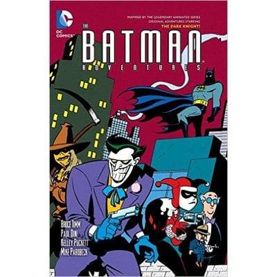 Comic The Batman Adventures Dc Comics Batman Dc Comics Vol 3 ENG