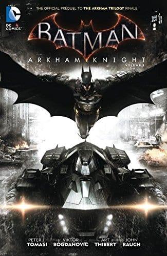 Comic Arkham Knight DC Comics Vol. 1 ENG