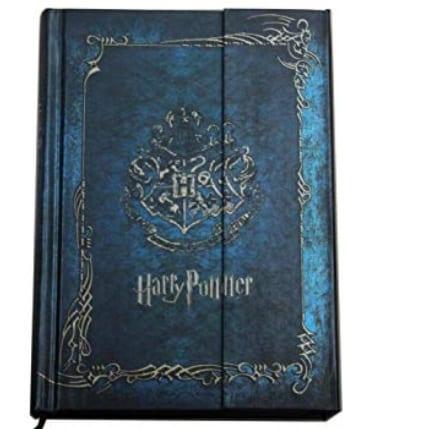 Agenda PT Harry Potter Fantasía Azul