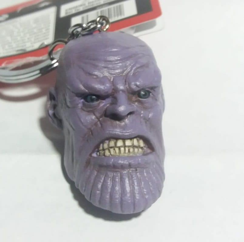 LLavero Cabeza Thanos PT Marvel