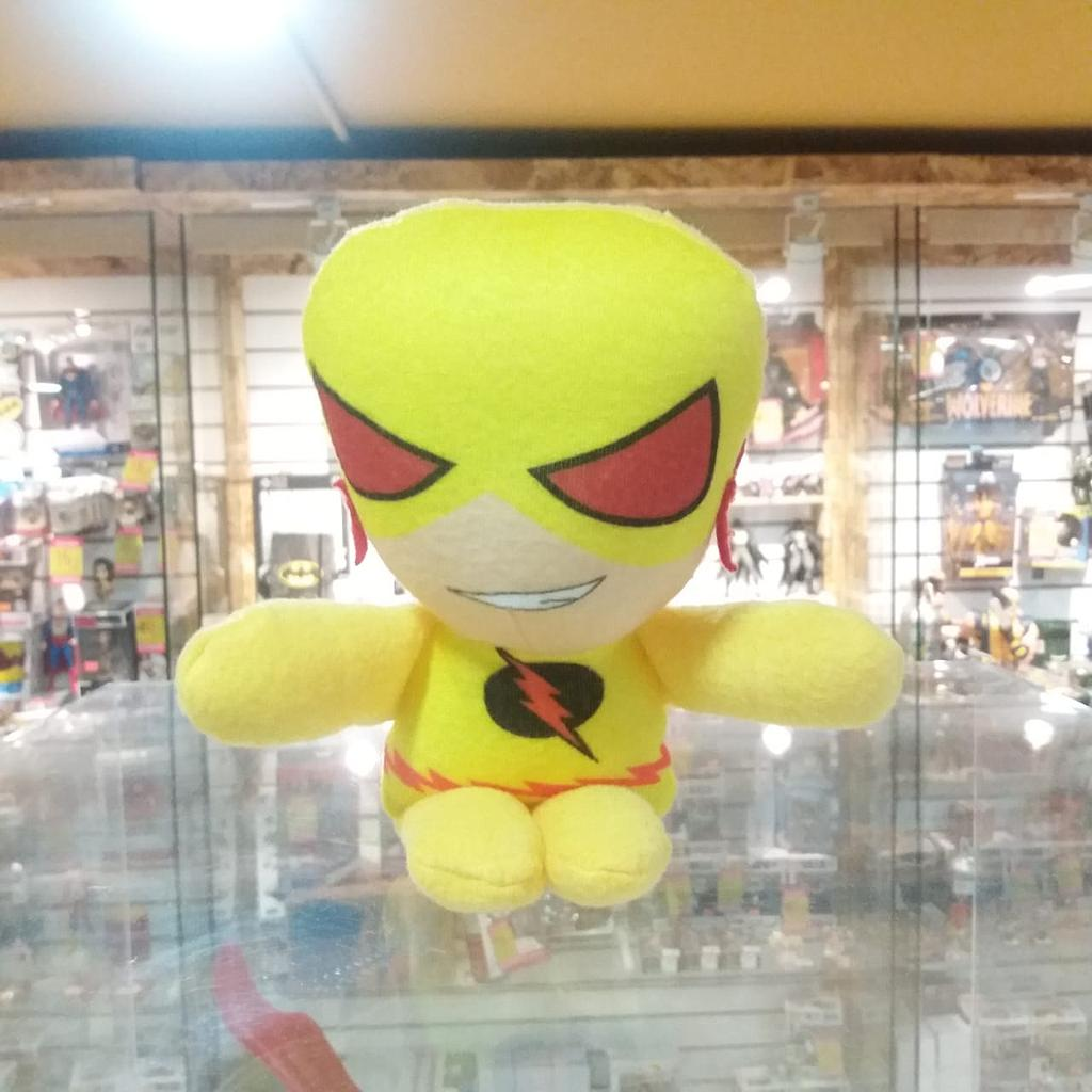 Peluche Flash NS DC Comics Reverso