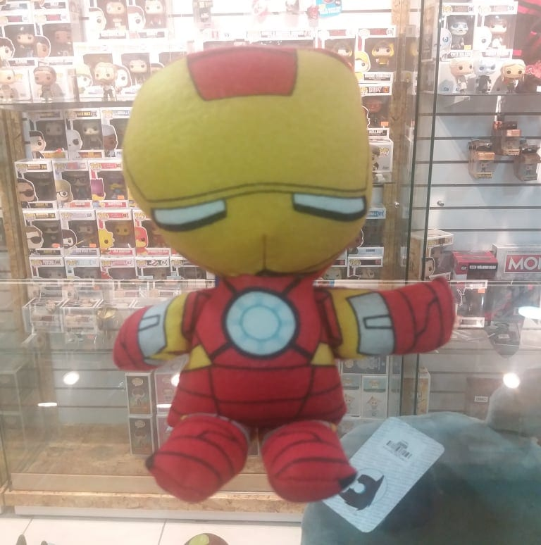 Peluche Iron Man NS Marvel 8''