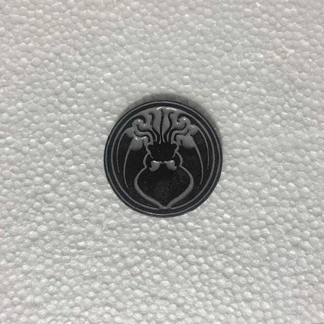 Pin Metálico Simbolo Cthulhu TooGEEK Mitos de Cthulhu Terror