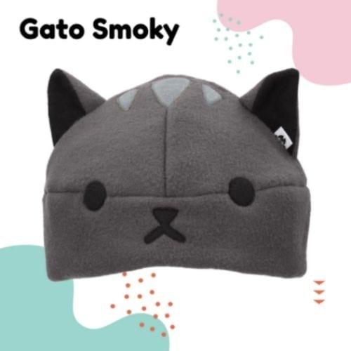 Gorro Gato Smoky Hatsy Soy Fan Cotton Cake Fantasía