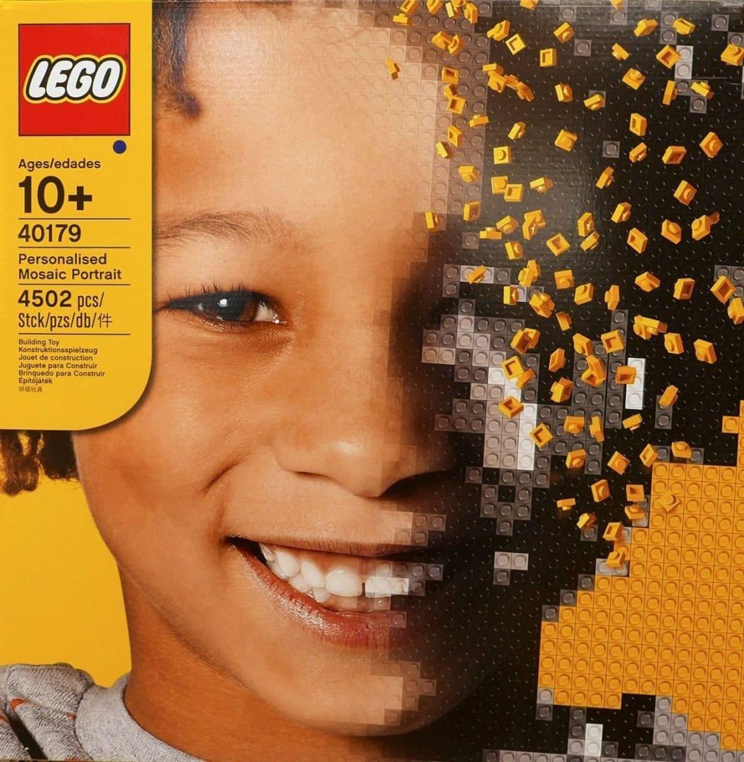 Mosaic Maker Lego (Entrega de 4 a 5 semanas una vez realizado el pago)