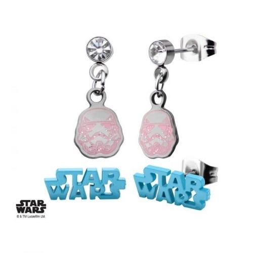 Aretes Star wars Salesone Star Wars Deluxe
