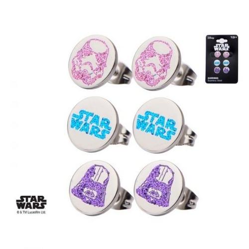 Aretes Star wars Salesone Star Wars Set