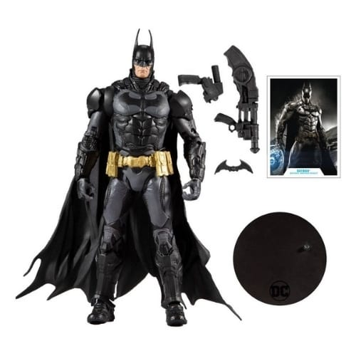 "Figura Articulada Batman original Mcfarlane Toys DC Multiverse DC Comics  7"""