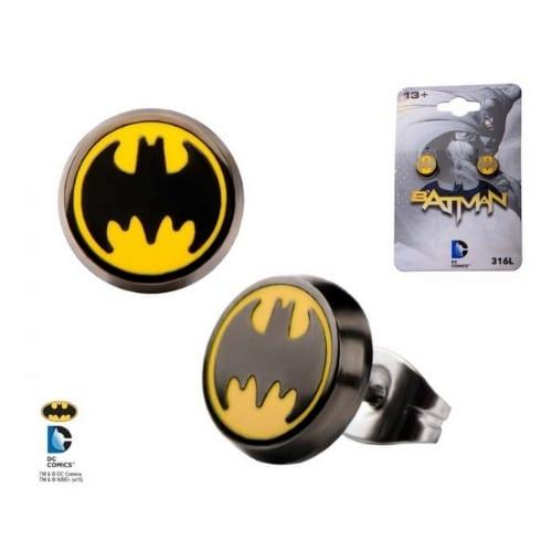 Aretes Batman Salesone DC Comics Enamel
