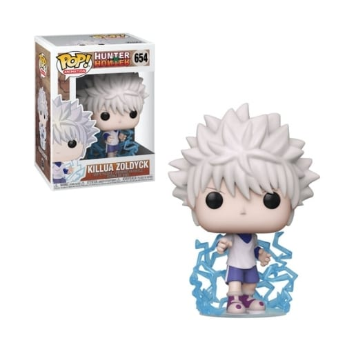 Figura Killua Zoldyck Funko POP Hunter X Hunter Anime