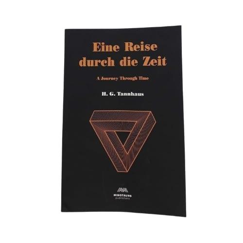 Agenda Eine Reise Durh Die Zeit Minotaurs Publishers Dark Series H.G Tannhaus