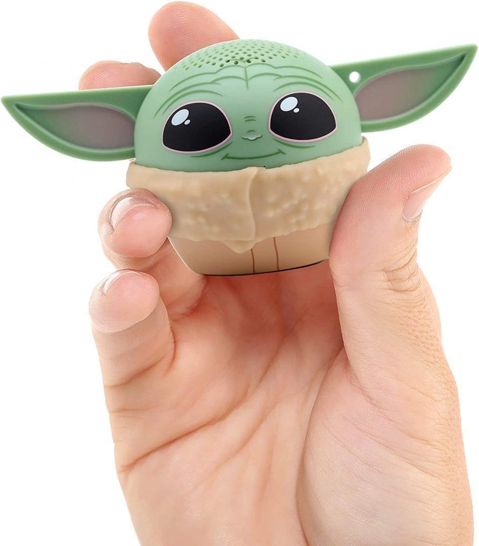 Parlante Bluetooth Baby Yoda Bitty Boomers The Mandalorian Star Wars (Entrega de 4 a 5 semanas una vez realizado el pago)