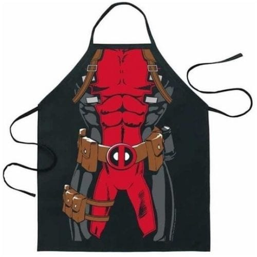 Delantal Deadpool Jaimito Deadpool Marvel