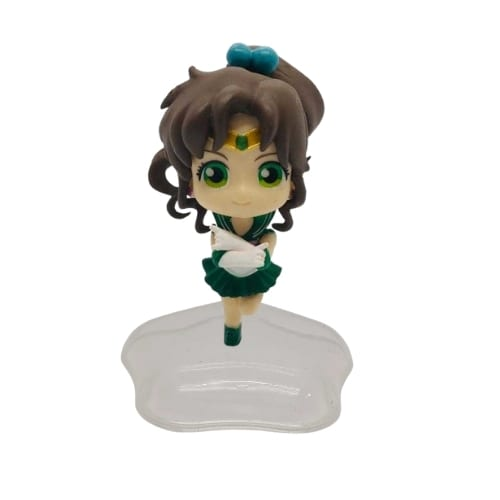 "Figura Sailor Jupiter PT Sailor Moon Anime Base Estrella  3"""