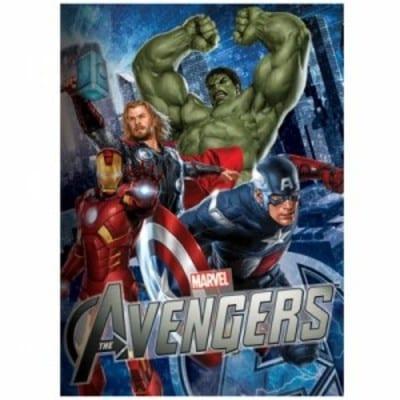 Vengadores - Libreta para notas Vengadores