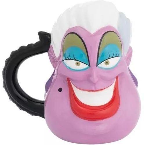 Mug Ursula Vandor La Sirenita Disney 20 Oz cerámica