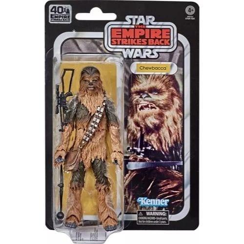 Figura Chewbacca Habro Kener Star Wars 40th Aniversario