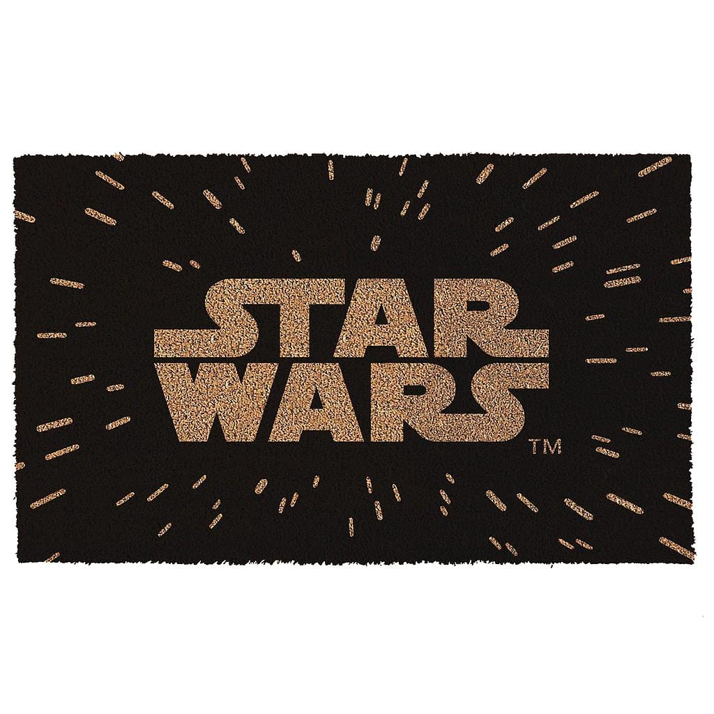 Star Wars - Tapete Fibra de Coco Pyramid Logo Star Wars