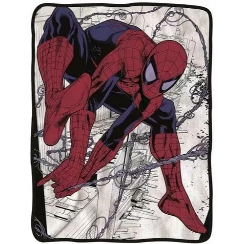 Cobija Spiderman Classic Imports Marvel