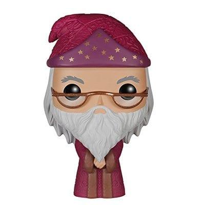 Figura Albus Dumbledore Funko POP Harry Potter Fantasía