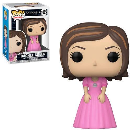 Figura Rachel in Pink Dress Funko POP Friends Series