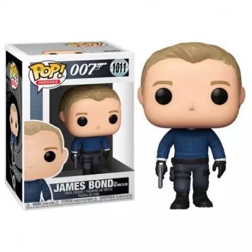 Figura James Bond Funko POP Iconos