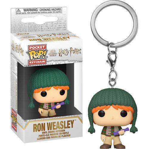 Llavero Ron Weasley Funko POP Harry potter Series Gorro verde