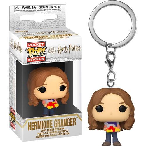 Llavero Hermione Gringer Holiday Funko POP Harry potter Series regalo