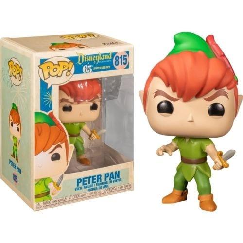Figura Peter Pan Funko POP Disney 65th Aniversario